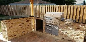 Outdoor grill project 2 by Ultimate Granite and Design, Glendale Heights