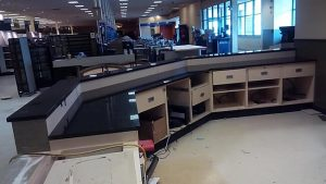 Commercial Store Counter by Ultimate Granite and Design, Glendale Heights