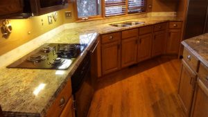 Kitchen remodeling by Ultimate Granite and Design, Glendale Heights